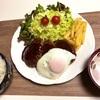 4/4 おうちばんごはん〜ハンバーグと産直と〜