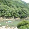 京都①:トロッコ列車で駈ける新緑の嵐山と天龍寺の名庭(+奈良)