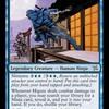 好きなカードを紹介していく。第六十四回「静風の日暮」
