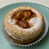 🚩外食日記(859)    宮崎  「小松フランス焼菓子研究所」⑤より、【タルト・ドートンヌ】‼️