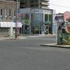 大竹駅バス停位置