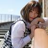 石川・富山美少女図鑑 撮影会! ─ 環水公園 2021年4月10日 NARUHAさん その46 ─