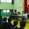 武蔵中学校でのおれプロ講演