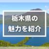 【都道府県魅力度ランキング】最下位になった栃木県の魅力を紹介します!