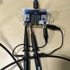 micro:bit / マイコンの内部レジスタを操作する / 何かを書き込む / 2 つの端子から同じタイミングでパルスを出力する