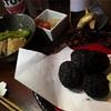 【黒ゴマ豚団子 アレンジは中華あんかけ】