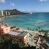 ハワイ旅行 6日目 シェラトンワイキキにチェックイン!