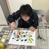 「出現・誕生・宇宙」を描く絵画教室
