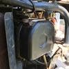 コベルコ SS1(ミニユンボ)のキャブからのガソリン漏れ修理