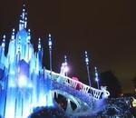 エレクトリカルパレードクリスマスと楽しかったディズニーのアトラクションと夜景・風景詳細!