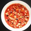 鶏ささみとなすのトマト煮のレシピ