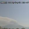 桜島では爆発的な噴火に伴って噴煙は2,500mまで上昇・噴石は6合目まで飛散!