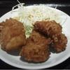 パチンコ飯レビュー 第1弾「くおり亭」   唐揚げ(単品)