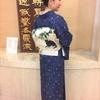 【コーディネート例】猫と椿の帯で日本舞踊鑑賞とニャンフェスへ