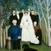【美術】オランジュリー美術館展3「婚礼」アンリ・ルソー