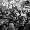 【リスボン】1万人以上の警察官が最大級のデモ