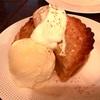 ホットアップルパイととろ〜りアイス(名古屋市栄)