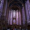 【パリ旅行】ステンドグラスの美しいサント・シャペル!2階で一面のステンドクラスを見た瞬間は感動的!