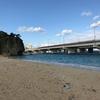 那覇市内観光 唯一のビーチ「波の上ビーチ」 と 「平和通り」でのお買い物