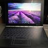 Lenovo YogaBookのタッチパッドの使い勝手を改善する