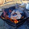 ファイアグリルテーブルでアウトドア飯や焚き火を輪になって楽しもう!