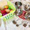 【レビュー】IKEAままごとキッチン用に他メーカーの野菜・鍋を買いました