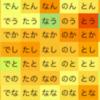 かな配列を自分のSlackの発言から作る