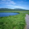 雨竜沼湿原をGR3で撮る