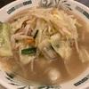 【コスパ飯テロ】日高屋のたっぷり野菜タンメンwwwwwwww