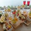 お水まで美味しい! 琵琶湖マリオットホテルのアフタヌーンティー
