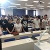 中国・上海東海学院の学生達のコメント。社会人大学院生のコメント。