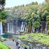 モンキー125とゆく旅 #8 白糸の滝・音止の滝(日本の滝百選)