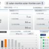 野立て太陽光発電設置のための日記⑤一基目連携完了~発電スタート!