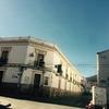 ボリビアの町スクレ   ➊
