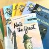 《英語多読》次男 (小3)『Nate the Great』を試し読み