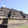 シンガポールから行く世界三大仏教遺跡への旅 ボロブドゥール編1 ソロ