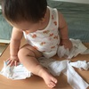 9ヶ月児、賢くなる〜人間っぽさがますます増してる〜