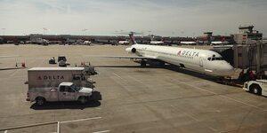 悪夢のフライト、デルタ航空は二度と利用しない。デルタ航空の感想。