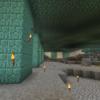 【MinecraftPC版】Part233 海底神殿の下の整地を始めました