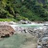 温泉だけを巡る黒部峡谷の旅②:川の中に湧くワイルド過ぎる温泉