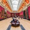 イギリスの美術館は映画館と同じ分類でいいのか?