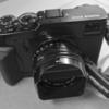 フジフィルム X-Pro2にFUJINON ASPHERICAL SUPER EBC f2/18mmと長ったらしい名前!
