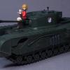 タミヤ 1/35  チャーチル Mk.VII レビュー