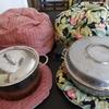 手前味噌作り4年目~鍋帽子で楽チン♪
