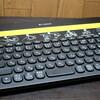 ロジクール「マルチデバイスキーボードK480」の使用レビュー。WindowsとMacの両刀使いに凄くイイ!
