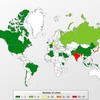 ルータのDNS改ざん攻撃、狙いはアジア圏? - 誘導元は韓国が最多