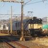 篠ノ井線・中央西線 8878レ in南松本(2020年3月6日)