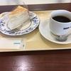 ミルクレープ@ドトールコーヒーショップ 札幌苗穂店