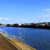 千葉県君津市の小糸川の写真(2020年5月29日)