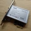 自作PCのWi-Fi受信機を内蔵式にしてみた